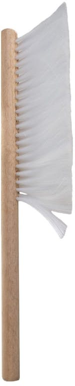 Cepillo con dos hileras de nylon