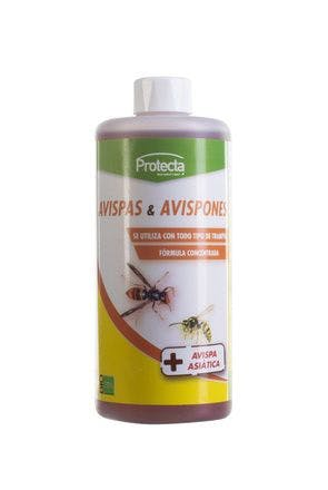 Líquido atrativo concentrado para vespas e moscas (Avispaclac)