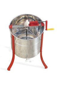 Honey extractor for 3-6 Lega frames