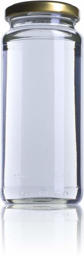 12 PAR-358ml-TO-058-envases-de-vidrio-tarros-frascos-de-vidrio-y-botes-de-cristal-para-alimentación