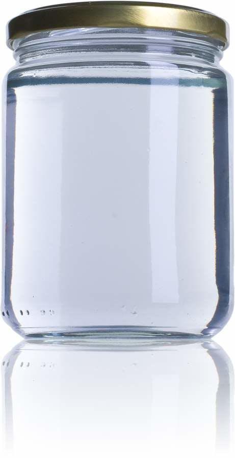 16 REF-445ml-TO-077-envases-de-vidrio-tarros-frascos-de-vidrio-y-botes-de-cristal-para-alimentación