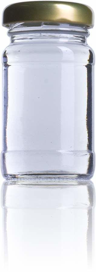 2.5 CYL 67ml TO 038 MetaIMGFr Tarros, frascos y botes de vidrio