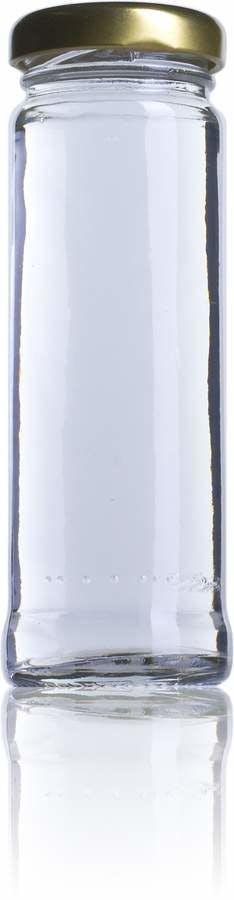 3.5 CYL 115ml TO 038 MetaIMGFr Tarros, frascos y botes de vidrio