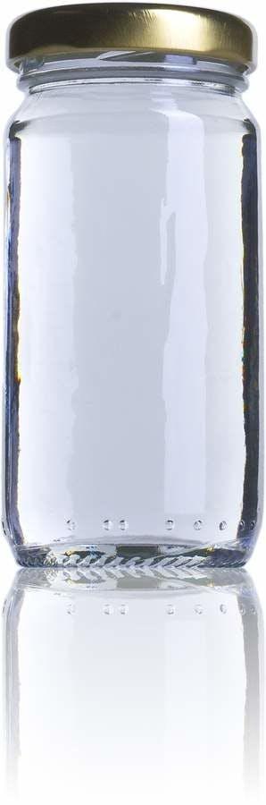 3.5 PAR 99ml TO 043 Embalagens de vidro Boioes frascos e potes de vidro para alimentaçao
