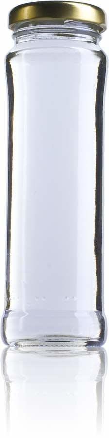 5 CYL 159 ml TO 043 MetaIMGFr Tarros, frascos y botes de vidrio