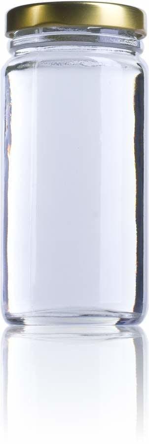 5 PAR 150ml TO 048 Embalagens de vidro Boioes frascos e potes de vidro para alimentaçao