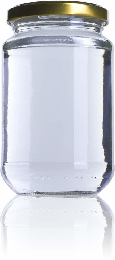 A 370 370ml TO 063 A370 MetaIMGIn Tarros, frascos y botes de vidrio