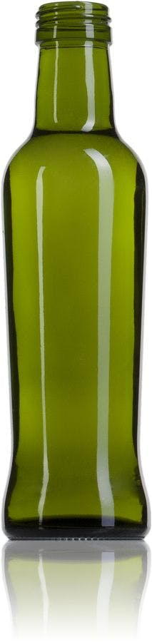 Aceite Ánfora 25 AV boca Rosca SPP (A315)-envases-de-vidrio-botellas-de-cristal-aceites-y-vinagres