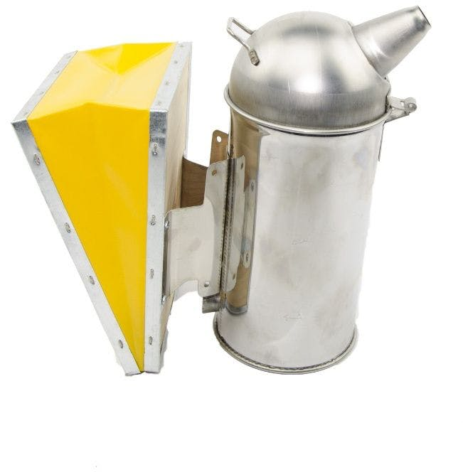 Ahumador de inox 10 cm sin protector Lega
