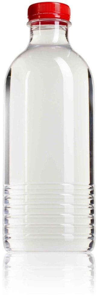 Ana Pet 1000 ml bouche 38 mm 38 33 3 entrées MetaIMGFr Botellas de plastico PET