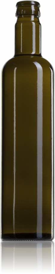Athena 500 CA boca GUALA DOP irrellenable-envases-de-vidrio-botellas-de-cristal-aceites-y-vinagres