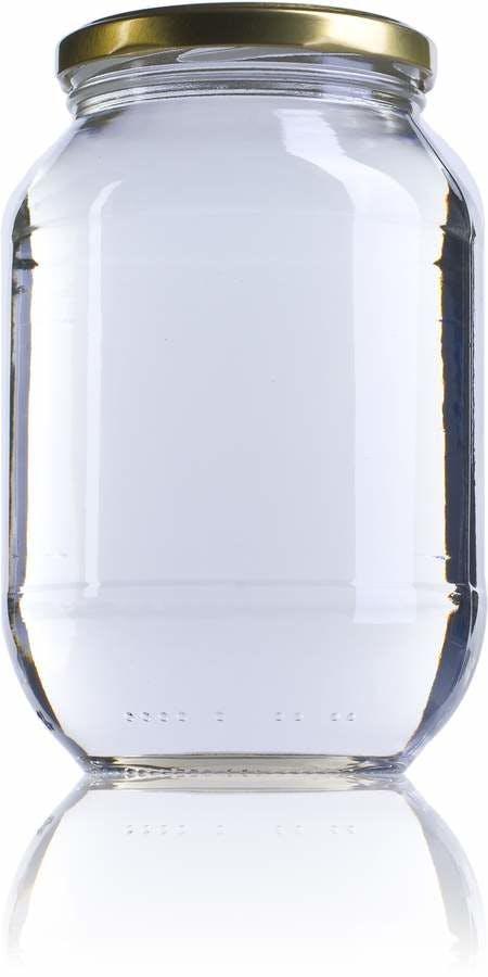 Barril 850 850ml TO 077 MetaIMGIn Tarros, frascos y botes de vidrio