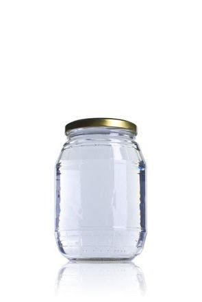 Barril 997 997ml TO 082 MetaIMGFr Tarros, frascos y botes de vidrio