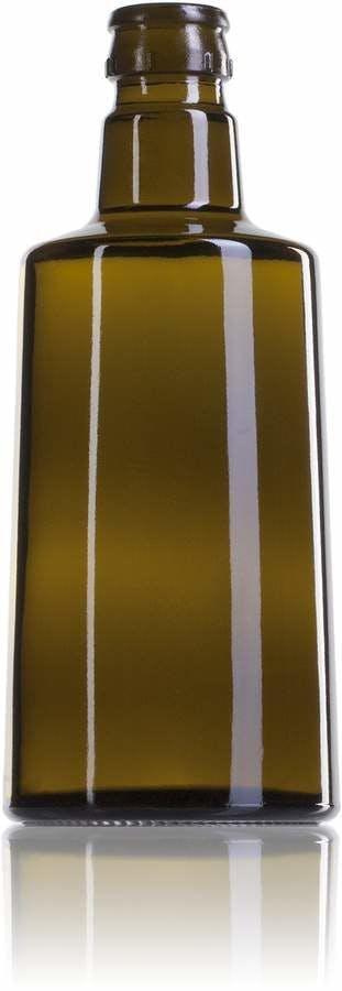 Bell 500 CA marisa GUALA DOP irrellenable Embalagens de vidrio Botellas de cristal   aceites y vinagres