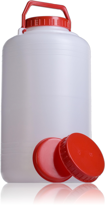 Bidon 12 litros Embalagens de plastico Garrafão e bidão de plastico