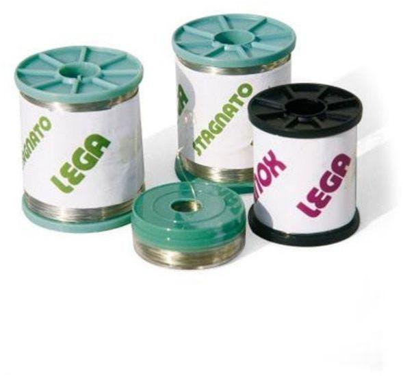 Tin wire coil 1 Kg Lega