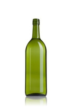 Bordeaux Ecova 100 BVS AV 1000ml Rosca BVS30H60 MetaIMGIn Botellas de cristal bordelesas