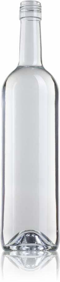 Bordelesa Ecova 3uno3 75 BL-750ml-Rosca-BVS30H60-envases-de-vidrio-botellas-de-cristal-y-botellas-de-vidrio-bordelesas