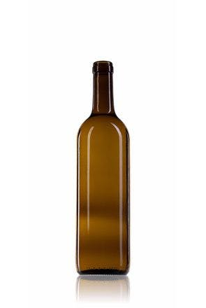 Bordelaise Ecova Estándar 75 CA 750ml Bouchon STD 185 MetaIMGFr Botellas de cristal bordelesas