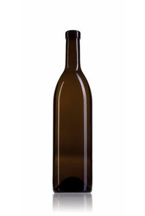 Bordelaise Expresión 75 NG 750ml Bouchon STD 185 MetaIMGFr Botellas de cristal bordelesas