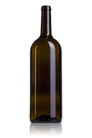 Bordelaise Horus Magna 150 NG 1500ml Corcho STD CH54 185 MetaIMGFr Botellas de cristal bordelesas