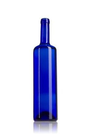 Bordelaise Sensación 75 AZ 750ml Corcho STD 185 MetaIMGFr Botellas de cristal bordelesas