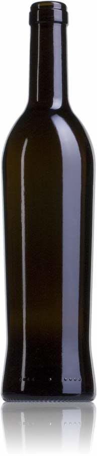 Bordalesa Tentación 50 NG 500ml Corcho STD 185 Embalagem de vidrio Botellas de cristal bordalesas