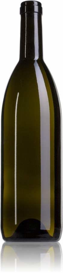 Bordalesa Toscanella Extra 75 VE 750ml Corcho BB11 175 Embalagem de vidrio Botellas de cristal bordalesas