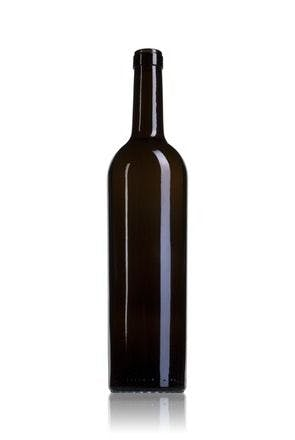Bordelesaise Vintage C325 75 NG 750ml Corcho STD 185 MetaIMGFr Botellas de cristal bordelesas
