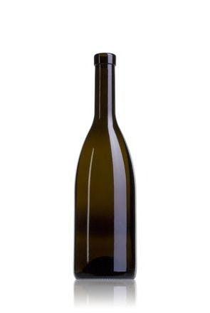 Borgonha Expresión 75 NG 750ml Corcho BCU CH55 185 Embalagem de vidrio Botellas de cristal borgonha