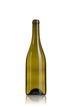 Bourgogne Optima Ecova 75 CA 750ml Corcho STD 185 MetaIMGFr Botellas de cristal borgoñas