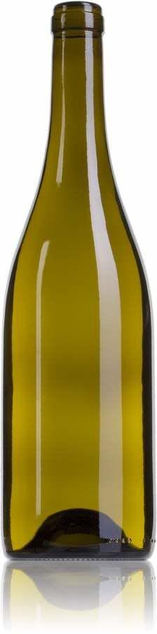 Borgonha Optima Ecova 75 CA 750ml Corcho STD 185 Embalagem de vidrio Botellas de cristal borgonha
