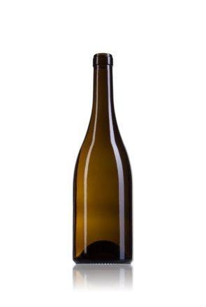 Bourgogne Vintage 296 75 CA 750ml Corcho STD 185 MetaIMGFr Botellas de cristal borgoñas