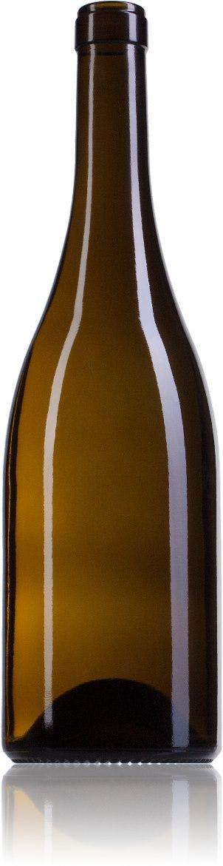 Borgonha Vintage 296 75 CA 750ml Corcho STD 185 Embalagem de vidrio Botellas de cristal borgonha