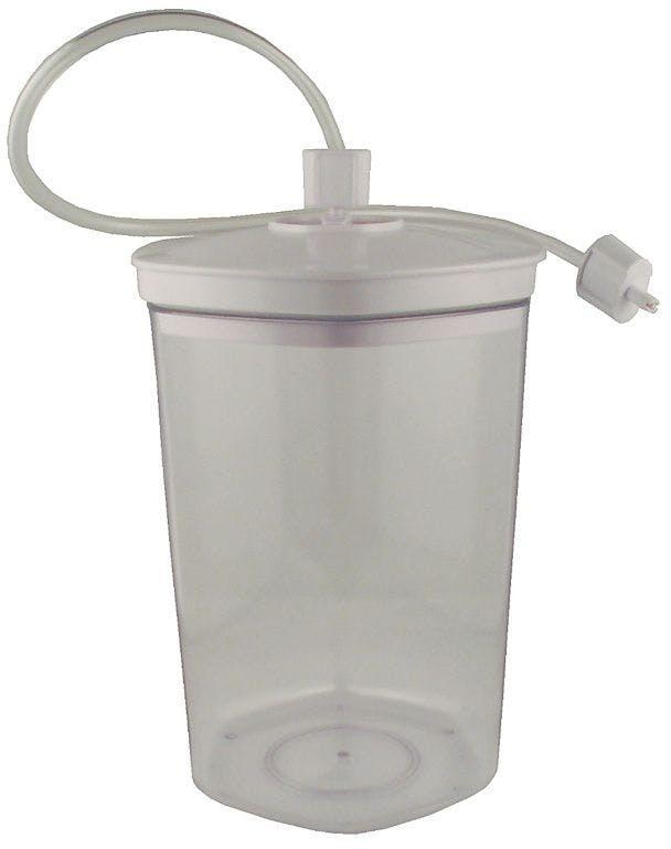 Frasco de embalagem a vácuo para frascos