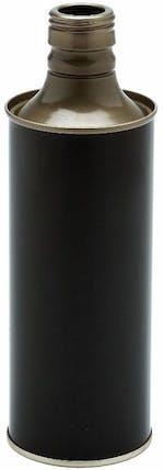Bouteille métalique pour huile d'olive 500 ml