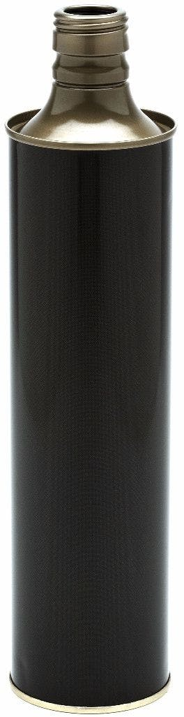 Botella metálica para aceite 750 ml