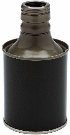 Garrafa de metal de 250 ml