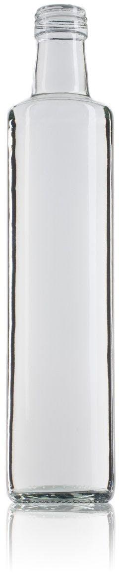 Dorica 500 BL thread finish SPP (A315) MetaIMGIn Botellas de cristal para aceites