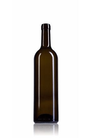 Bordeaux Vintage 300 750 ml Cork STD 185 glass bottle