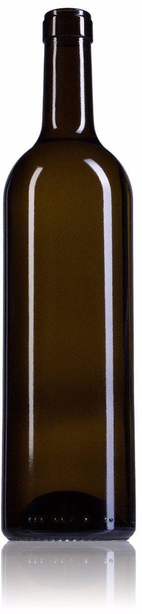 Bordeaux Vintage 300 750 ml Cork STD 185 glass bottle