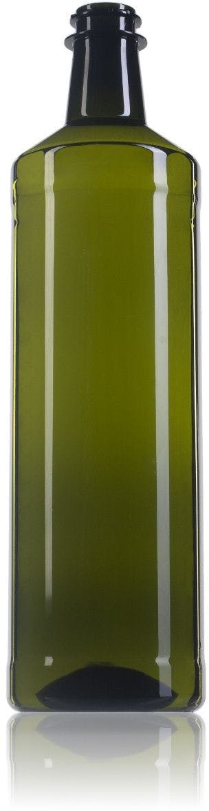 Dorica Pet 1000 ml verde Bertoli 30/21