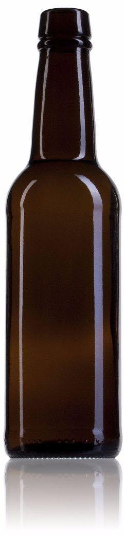 Jerezana 375 ml NG boca corcho | Botella de vidrio y cristal