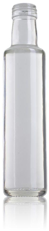 Dorica 250 BL thread finish SPP (A315) MetaIMGIn Botellas de cristal para aceites