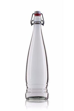 botella de cristal para líquidos