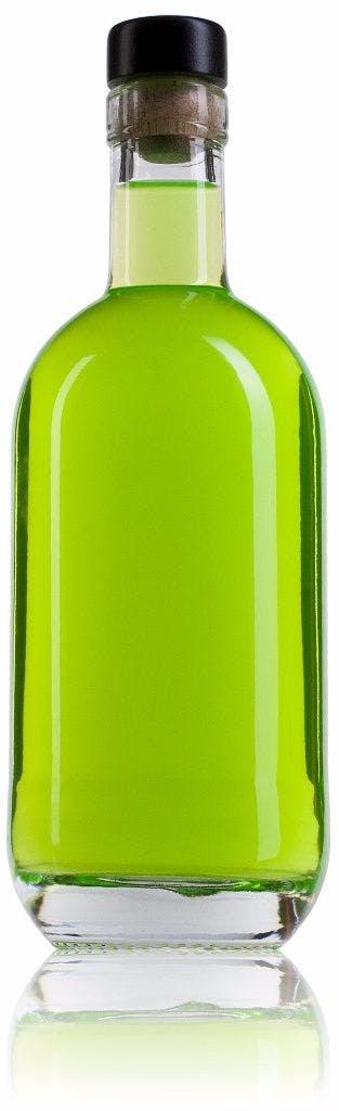 Moonea 70 cl  700ml Corck STD 185 MetaIMGIn Botellas de cristal para licores