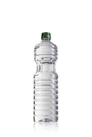 Norte PET 1000 ml bouche 29/21 boteille de plastique