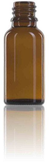 Topacio 20 ML DIN 18-envases-para-laboratorio-y-farmacia-botellas-frascos-de-vidrio-cristal-para-laboratorio