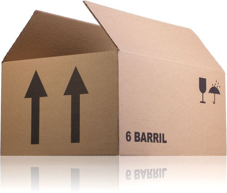 Carton box Barril 997