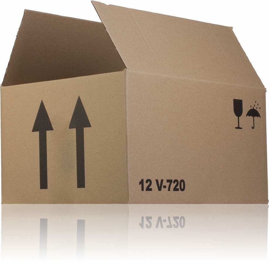 Carton box single channel 32 x 24 x 17 V720 x 12 MetaIMGIn Cajas de carton